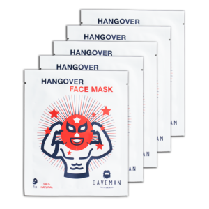 Dinner with friends pack: 3 Hangover Masks