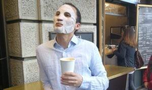 Why men should use face masks?